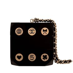 """Chanel """"Dice"""" Casino Minaudiere Bag 