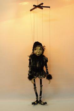 marioneta Golden Boy marioneta marionetas por Etceteramarionetas