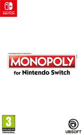 Monopoly for Nintendo Switch Nintendo Switch Cover Art