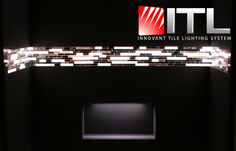 Here's the ITL lighting graphic for the Gibson and clear Epoxy grout