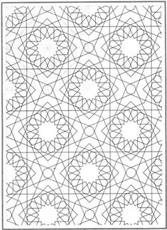 Printable Geometric Patterns Pattern Coloring Sheets Coloring