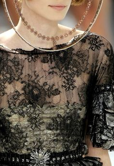Chanel haute couture f/w 2008