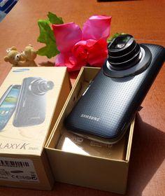Samsung Galaxy K zoom. (Telefoon-fotocamera)
