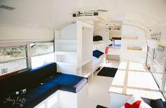 Esta família passou um ano viajando em um antigo ônibus escolar – Nômades Digitais