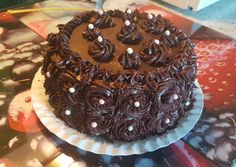 Hungarian Recipes, Hungarian Food, Fondant, Dessert Recipes, Snacks, Cake, Oreos, Mini, Appetizers
