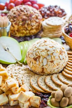 Mom's Party Cheese Ball