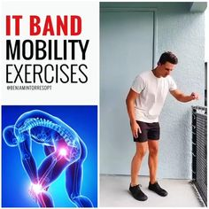 Foam Roller Exercises, Quad Exercises, Lower Back Exercises, Balance Exercises, It Band, Workout Humor, Butt Workout, Low Impact Cardio Workout, Best Butt Lifting Exercises