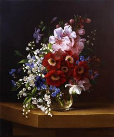 levkonoe: Adelheid Dietrich [American Painter, 1827-1891]