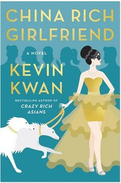 #VanityFair Excerpt of Kevin Kwan's hilarious CHINA RICH GIRLFRIEND, the sequel to the bestseller CRAZY RICH ASIANS