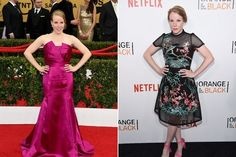 Emma Myles - Best Red Carpet Looks: The'Orange Is the New Black' Cast - Photos
