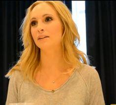 Vampire Diaries Season 5: Candice Accola on Caroline's Love Life, Being Team Stelena