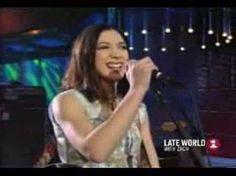 Michelle Branch - All You Wanted Live on Late World
