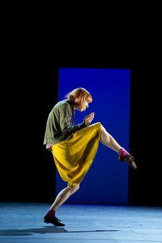 Dancer Sylvie Guillem. LOVE her