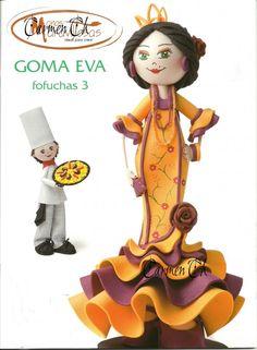 GOMA EVA fofuchas 3