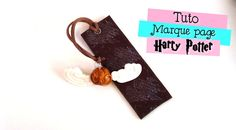 { Little FIMO } Marque page harry potter
