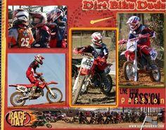Motocross Layout