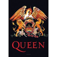 Queen Poster Flag