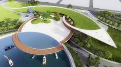 exterior visualization by Tiago Viegas at Coroflot.com