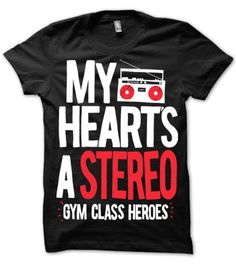 Gym Class Heros Shirt