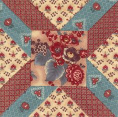 Civil War quilt block - West Virginia - Visit to grab an amazing super hero shirt now on sale! Cute Quilts, Old Quilts, Antique Quilts, Vintage Quilts, Amish Quilts, Vintage Sewing, Scrappy Quilts, Quilting Rulers, Longarm Quilting