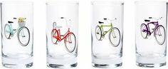 Paper Source Retro Bike Glasses