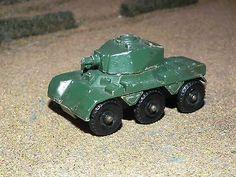 Lesney Saladin Armoured Car 6x6 . No:67. Ok Condition (10540) - http://www.matchbox-lesney.com/37424