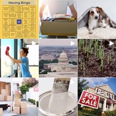 Check us our on Instagram for more moving, DIY, home improvement and covid-19 resources! Moving Costs, Moving Tips, Organizing, Organization, City Guides, Home Hacks, Home Improvement, Landscaping, New Homes