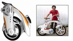 Concept Bike, Future Transportation, Futurisitc Bike