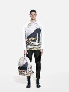 A. Sauvage SS14 Fashion Menswear. TENMAG Magazine February 2014