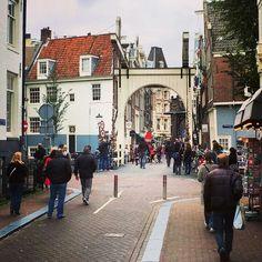 Staalstraat - Amsterdam.