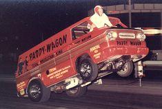 Paddy-Wagon, the Texas Wheelstand King