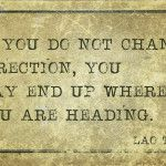 One thing that often prevents people from fully taking charge of their healing is a fear of change. Take a Stand and Make a Change.