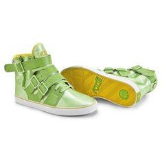 Lime green hightops!!! I love em!!!