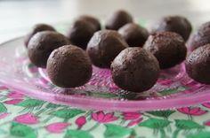 Suikervrije chocolade snack