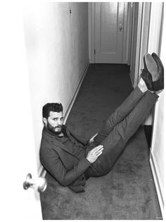 Jamie Dornan Poses for Variety Cover Shoot, Talks Fifty Shades of Grey & Sex Scenes