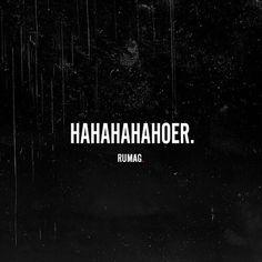 hahahahoer #rumag