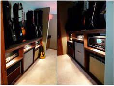 how to build a wine rack in a kitchen cabinet diy pallet guitar stand my stuff guitar 9957