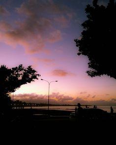 dusk... at Ormoc City.  #nature #naturephotography #ormoccity #leyte #travel #travelleyte #dusk #beforesunrise #sunrise #photography #gopro #goprophotography