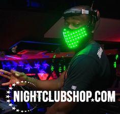 NightclubShop.com - LED  FACE MASK, $199.99 (http://www.nightclubshop.com/led-face-mask/)