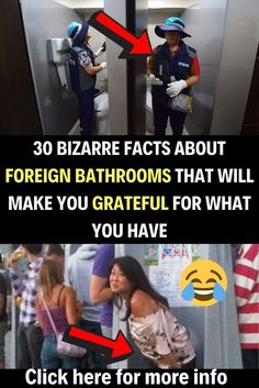 30 Bizarre Facts About Foreign Bathrooms That Will Make You Grateful For What You Have Bizarre Facts, Wtf Fun Facts, Funny Fails, Funny Jokes, Hilarious, Appreciate What You Have, Parenting Fail, Confessions, Grateful