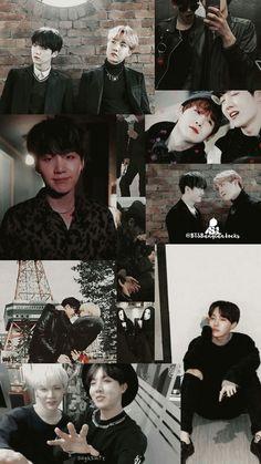 Picture , fan art , memes etc about Yoonseok only. Friendly reminder all the fan art wasn't mine. Namjin, K Pop, Bold Wallpaper, Wallpaper Lockscreen, Gwangju, About Bts, Bts Group, Bts Suga, Hoseok Bts