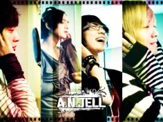 """A.N.JELL from Kdrama """"You're Beautiful"""""""