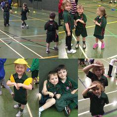 Prep school athletics at Burton leisure centre #abbotsholmeschool #athletics #prep
