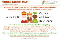 Tři Králové - Kašpar, Melichar a Baltazar je prastará tradice. Právě písmena K+M+B mají přinést do obydlí klid. V tento den začíná masopust a v novodobé historii se v některých rodinách odstrojuje vánoční stromeček.  ⭐ #threekingsday #6thJanuary