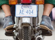 TOMS + Cambodia: Giving in Action
