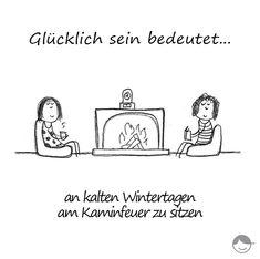 an kalten Wintertagen am Kaminfeuer zu sitzen Winter, Peanuts Comics, Log Fires, Cold, Winter Time, Winter Fashion