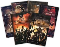 Knights of Arrethtrae Series, Volumes 1-6  -     By: Chuck Black