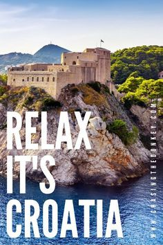 Croatia Travel Blog: Here are the top places you gotta check out in Croatia. Where to go in Croatia, what to see in Croatia, where to eat in Croatia,. Click here to find out more. x