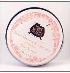 support the indy brands! Loving this Three Sisters Apothecary Body Butter. www.cybelesays.com.