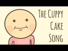 The Cuppy Cake Song 2D Animation - YouTube:: OMG this is so cute!!! Love it so much!! ❤️❤️❤️